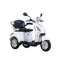 Z-TECH ZT-15-D Trilux Elektromos háromkerekű robogó
