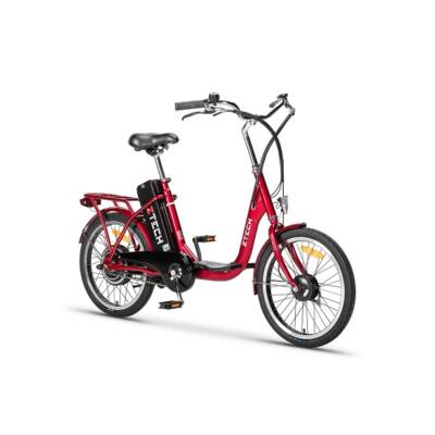 Z-TECH ZT-07-A Camp 36V 9Ah elektromos kerékpár