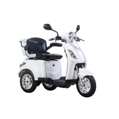 Z-TECH ZT-15-D Trilux Elektromos háromkerekű robogó 25Km/h 48V 20AH (Jogosítvány nélkül vezethető)