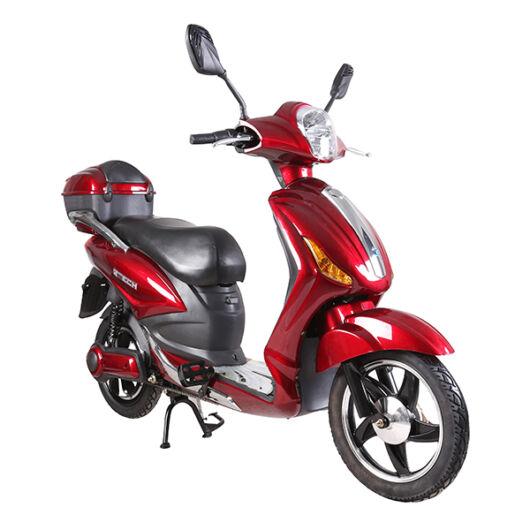 ZTECH ZT-09-A Classic elektromos kerékpár 48V 12Ah 350W 25km/h