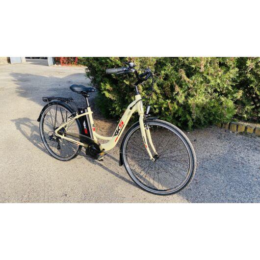 RKS MB6 Biege elektromos kerékpár 36V 10.4Ah 250W 25km/h